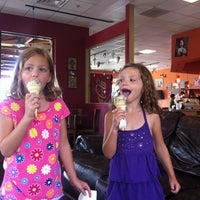 Photo taken at Cups & Cones by Jay W. on 8/18/2012