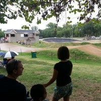 Photo taken at St Peters BMX Track by George V. on 8/12/2012