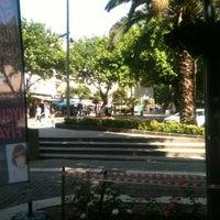 Photo taken at Cumhuriyet Meydanı by Fatih M. on 5/21/2012