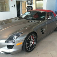 Photo taken at Mercedes-Benz of Tampa by Lisa F. on 3/4/2012