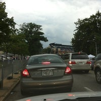 Photo taken at Turner Field - Gold Lot by Chad M. on 8/18/2012