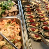 Photo taken at Tokyo Buffet & Seafood by Jenny M. on 8/16/2012