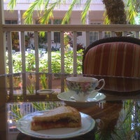 Photo taken at Sabal Palm House Bed and Breakfast by Colleen R. on 7/14/2012