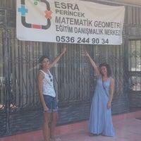 Photo taken at Esra Perinçek Matematik Geometri Merkezi by Esra S. on 8/18/2012
