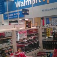 Photo taken at Walmart Supercenter by Brandie B. on 3/30/2012
