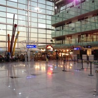 Photo taken at Domestic Terminal by Gökhan A. on 8/26/2012