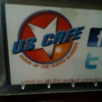 Photo taken at US Cafe by Tameka J. on 4/29/2012