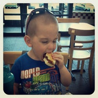 Photo taken at Five Guys by Timothy H. on 5/21/2012