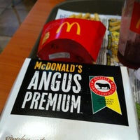 Photo taken at McDonald's by Cintia B. on 6/4/2012
