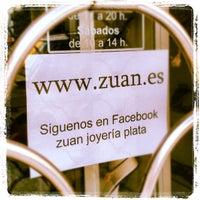 Photo taken at Zuan by LeopoldoRoldanP on 8/31/2012