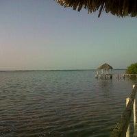 Photo taken at Hotel Punta Ponto! by Rosa De Castilla R. on 7/30/2012