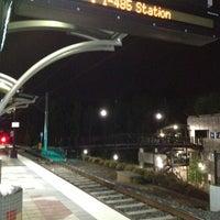 Photo taken at LYNX I-485/South Blvd Station by Ariel A. on 9/3/2012