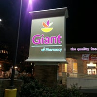 Photo taken at Giant by William D. on 8/2/2012