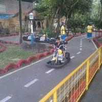 Photo taken at Kids Fun Parcs by Irvan S. on 3/18/2012