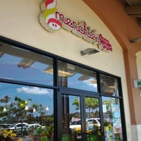 Photo taken at Menchie's by Ao H. on 8/19/2012
