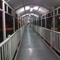 Photo taken at Jembatan Semanggi by Doni A. on 8/26/2012