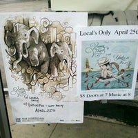 Photo taken at Locals Only by Andrew A. on 4/25/2012