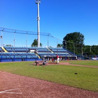 Photo taken at Pim Mulier Baseball Stadium by Franklin d. on 6/10/2012