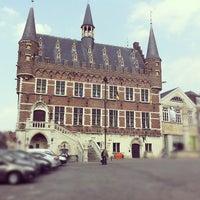 Photo taken at Stadhuis by Jorge J. on 4/3/2012
