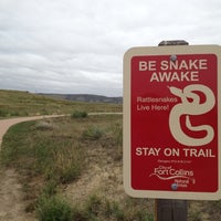 Photo taken at Cathy Fromme Prairie Natural Area by Reporter D. on 8/16/2012
