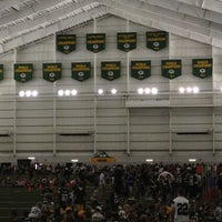 Photo taken at Don Hutson Center by Eric M. on 6/2/2012