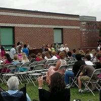 Photo taken at Butts Road Intermediate School by Michelle B. on 6/14/2012