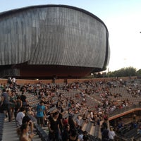 Photo taken at Auditorium Parco della Musica by Dea D. on 7/7/2012