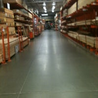 Photo taken at The Home Depot by Shillelagh on 2/21/2012