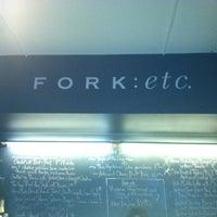 Photo taken at Fork by Javada H. on 7/26/2012