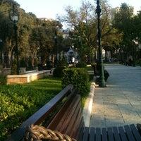 Снимок сделан в İzmir Parkı пользователем Didem Pınar Y. 4/28/2012