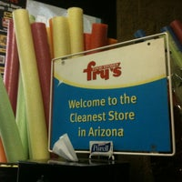 Photo taken at Fry's Food Store by Mariella M. on 6/16/2012