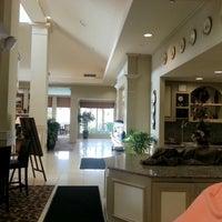 Photo Taken At Hilton Garden Inn Galleria By Kurt K. On 7/27/ ...