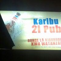 Photo taken at The 2i Pub by Masudi K. on 9/7/2012