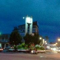 Photo taken at หอนาฬิกา ทุ่งสง by Thanawat N. on 7/7/2012
