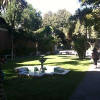 Photo taken at Universidad Alberto Hurtado by Javier H. on 3/7/2012