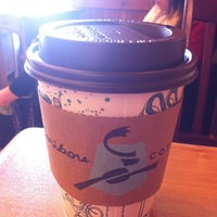 Photo taken at Caribou Coffee by Mauro G. on 3/29/2012