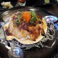 Photo taken at Zakuro Japanese Bistro & Sushi Bar by Flo U. on 8/20/2012