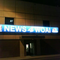 Photo taken at News 4 WOAI by Hector R. on 8/1/2012