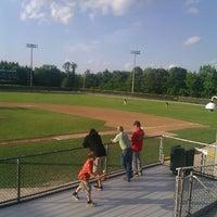 Photo taken at Joe Cannon Stadium by Mark S. on 6/2/2012