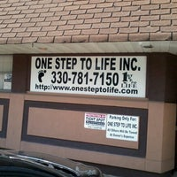 Photo taken at One step to life, inc. by JoVan L. on 9/13/2012