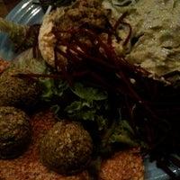 Photo taken at Café Gratitude by Mina A. on 2/11/2012