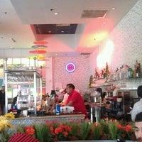 Photo taken at Baumgart's Cafe by Yervant K. on 2/25/2012