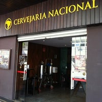 Photo taken at Cervejaria Nacional by Marcelo J. on 8/3/2012