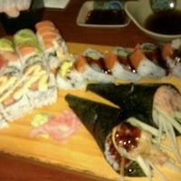 Photo taken at Akita Sushi & Hibachi by Nick on 5/12/2012