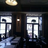Снимок сделан в Brasserie de Metropole пользователем Anton F. 4/21/2012