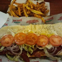 Photo prise au Penn Station East Coast Subs par Manolo L. le2/9/2012