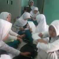 Photo taken at STIKES Widya Husada by Ipung V. on 8/16/2012