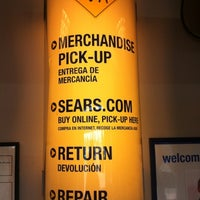 Photo taken at Sears by Nautilus A. on 7/28/2012