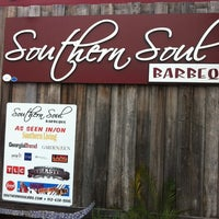 Photo taken at Southern Soul Barbeque by James T. on 2/15/2012