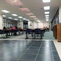 Photo taken at Biblioteca U. Católica del Maule by Patricio V. on 4/27/2012
